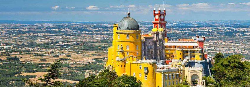 Visiter Sintra depuis lisbonne