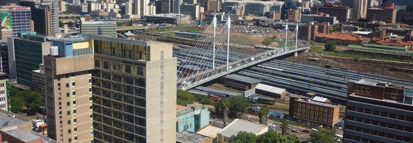 Visiter des sites touristiques lors d'un voyage en Afrique du Sud